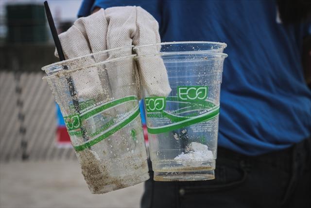 ワンウェイプラスチック削減