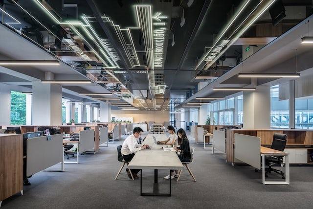 オフィスの適温化